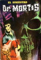 Antihombres del Doctor Mortis by Juan Marino