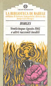 Venticinque agosto 1983 e altri racconti inediti