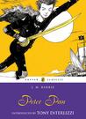Peter Pan by J.M. Barrie