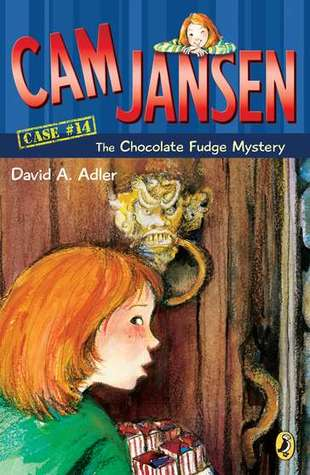 The Chocolate Fudge Mystery by David A. Adler