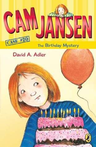 The Birthday Mystery by David A. Adler