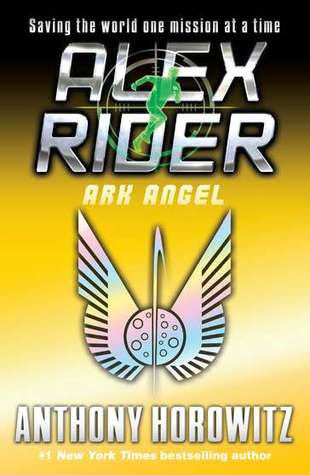 summary of alex rider ark angel