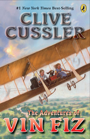 The Adventures of Vin Fiz (Lacey & Casey, #1)