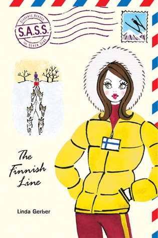 The Finnish Line by Linda Gerber