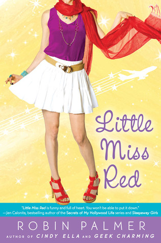 Little Miss Red by Robin Palmer
