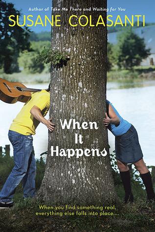 When It Happens by Susane Colasanti