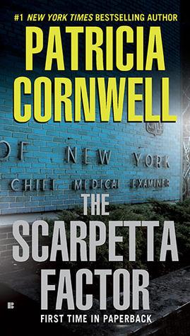The Scarpetta Factor(Kay Scarpetta 17)