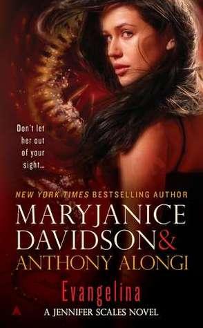 Evangelina by MaryJanice Davidson