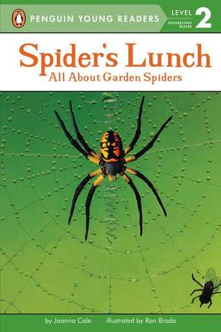 Spider's Lunch (All Aboard Science Reader: Station Stop 1)