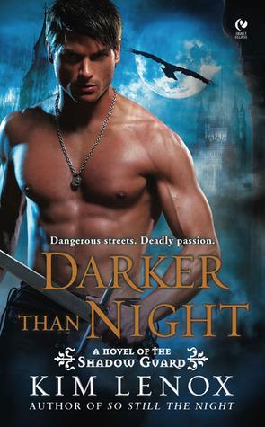 Darker Than Night by Kim Lenox