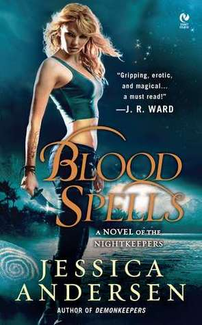 Blood Spells (The Nightkeepers, #5)