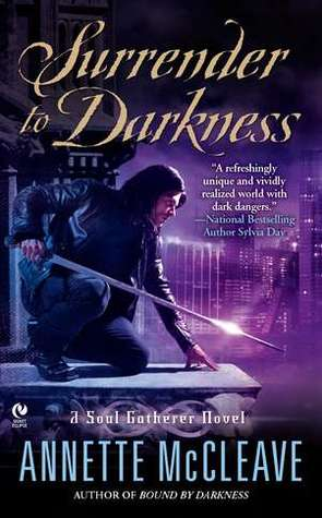 Surrender to Darkness by Annette McCleave