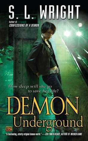 Demon Underground by Susan   Wright