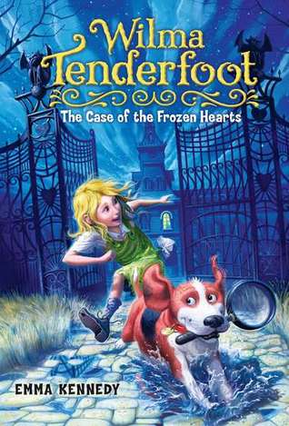 The Case of the Frozen Hearts (Wilma Tenderfoot, #1)