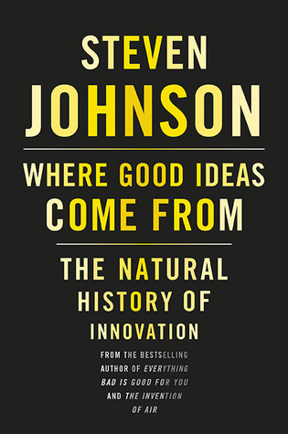 Where Good Ideas Come from: The Natural History of