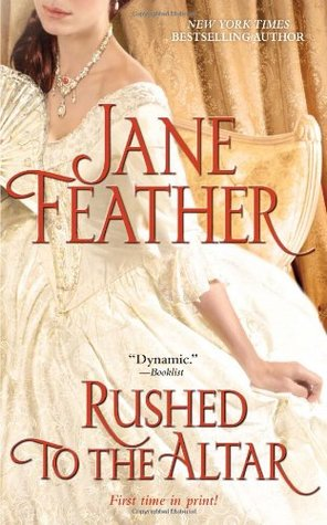 Ebook Rushed to the Altar by Jane Feather read!