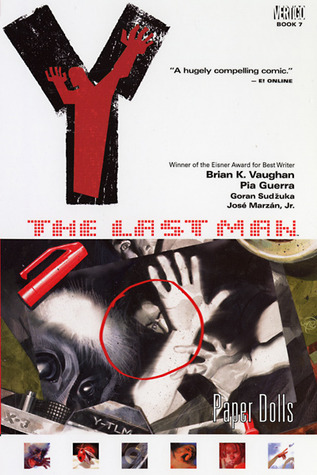 Y: The Last Man, Vol. 7: Paper Dolls (Y: The Last Man, #7)