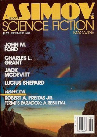 Isaac Asimov's Science Fiction Magazine, September 1984 (Asimov's Science Fiction, #82)