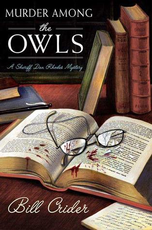 Murder Among the OWLS (Sheriff Dan Rhode...
