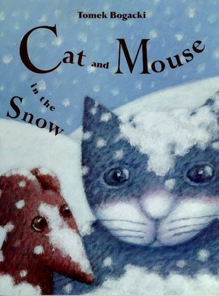 Cat and Mouse in the Snow