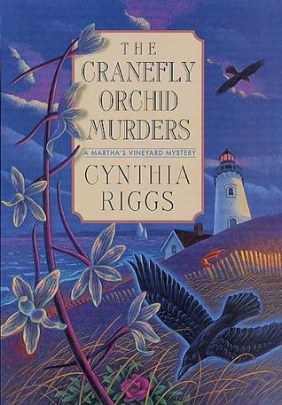 The Cranefly Orchid Murders (Martha's Vineyard Mystery, #2)