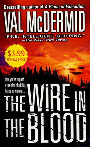 The Wire in the blood, livro