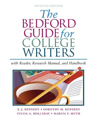 the bedford guide for college writers with reader research manual rh goodreads com bedford guide for college writers 11th bedford guide for college writers ebook
