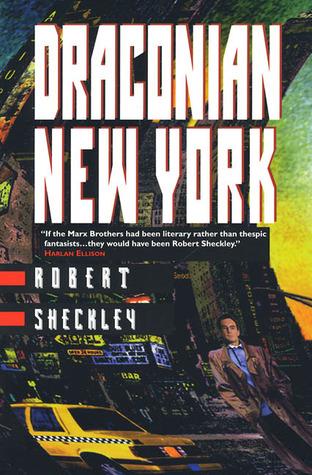 Draconian New York (Hob Draconian, #2)