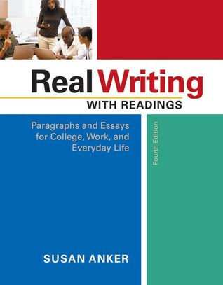 real writing readings paragraphs and essays for college  1816080