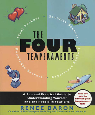 The Four Temperaments by Renee Baron