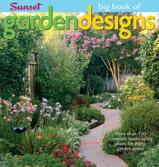 Big book of garden designs more than 110 complete for Garden design workbook