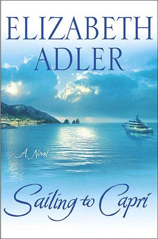 Sailing to Capri by Elizabeth Adler