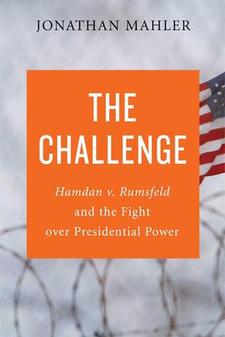 The Challenge by Jonathan Mahler