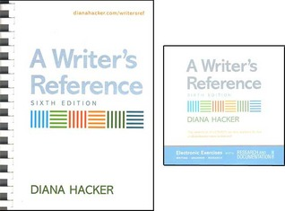 A Writer's Reference [with Electronic Exercises]