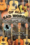 Of All Sad Words (Sheriff Dan Rhodes #15) audiobook download free