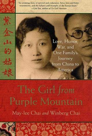 The Girl from Purple Mountain by May-lee Chai