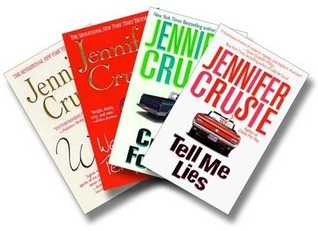 Jennifer Crusie 4-Book Set: Tell Me Lies/ Crazy For You/ Welcome To Temptation/ Fast Women