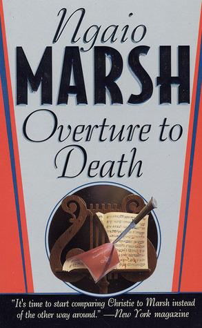 Overture To Death(Roderick Alleyn 8)