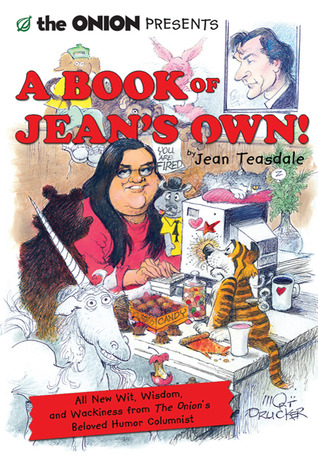 The Onion Presents a Book of Jean's Own! by Jean Teasdale