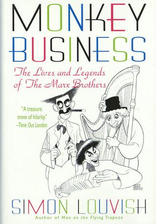 Monkey Business by Simon Louvish