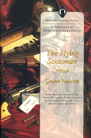 The Flying Scotsman (Mycroft Holmes, #3)