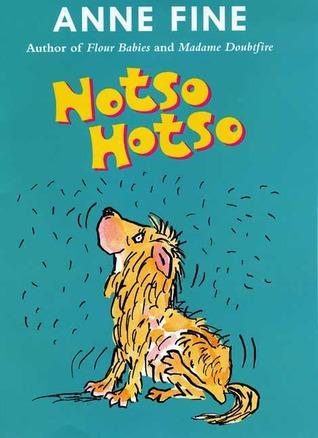 Notso Hotso by Anne Fine