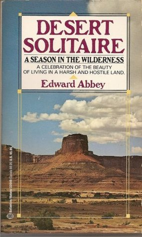 desert solitaire by edward abbey