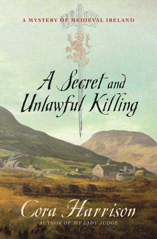 A Secret and Unlawful Killing (Burren Mysteries, #2)
