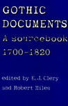 Gothic Documents: A Sourcebook 1700-1820