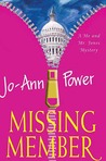 Missing Member (Me and Mr. Jones Mysteries, #1)