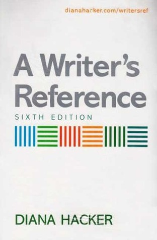 Writer's Reference, 6th Edition & I-Cite by Douglas P. Downs