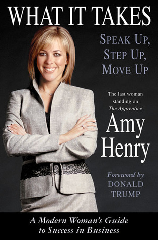 What It Takes by Amy Henry