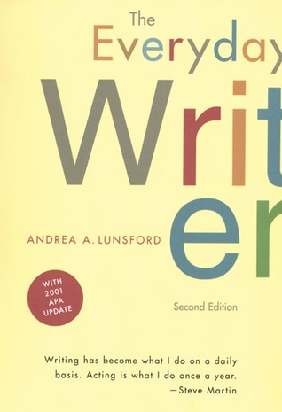 The Everyday Writer/With 2001 APA Update