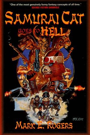 Samurai Cat Goes to Hell